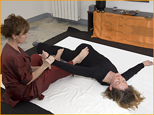 Stretching Ayurvedico