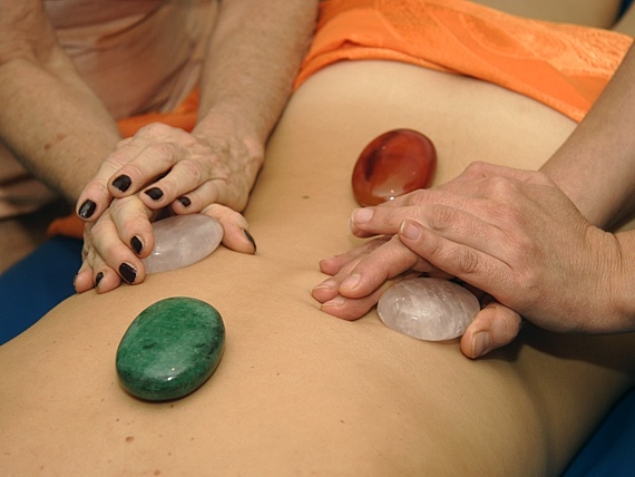 Crystal Energy Massage